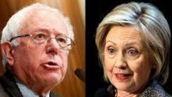 DemDaily   Tonight Mano a Mano: Clinton and Sanders