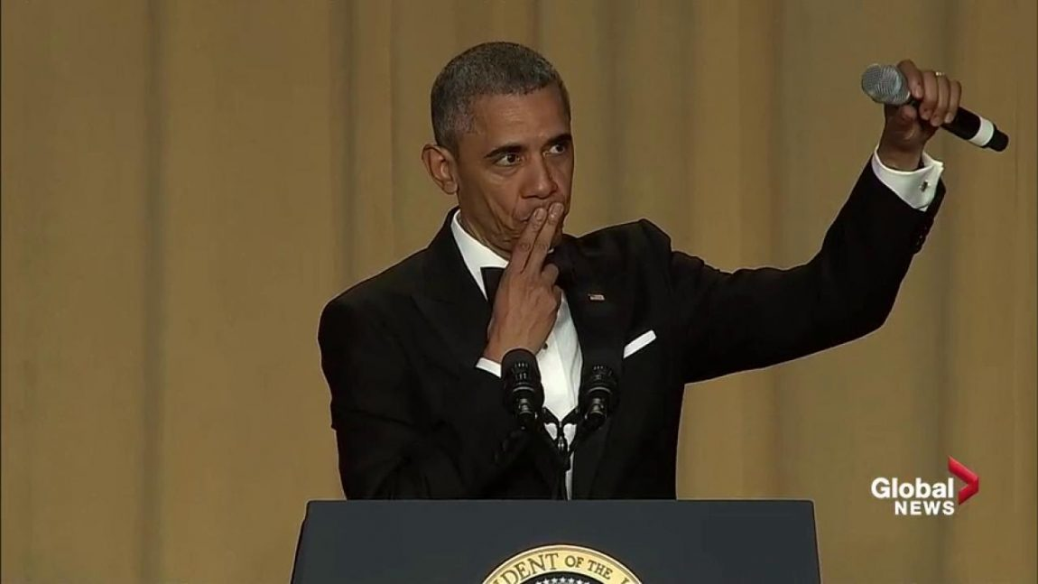 DemDaily:  The Best of the White House Correspondents' Dinner