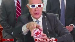 DemDaily:  Colbert on Comey