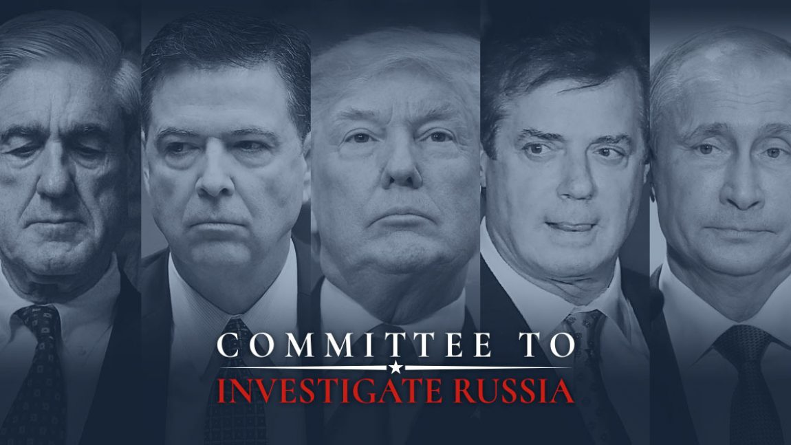 DemDaily:  Hollywood's Committee to Investigate Russia