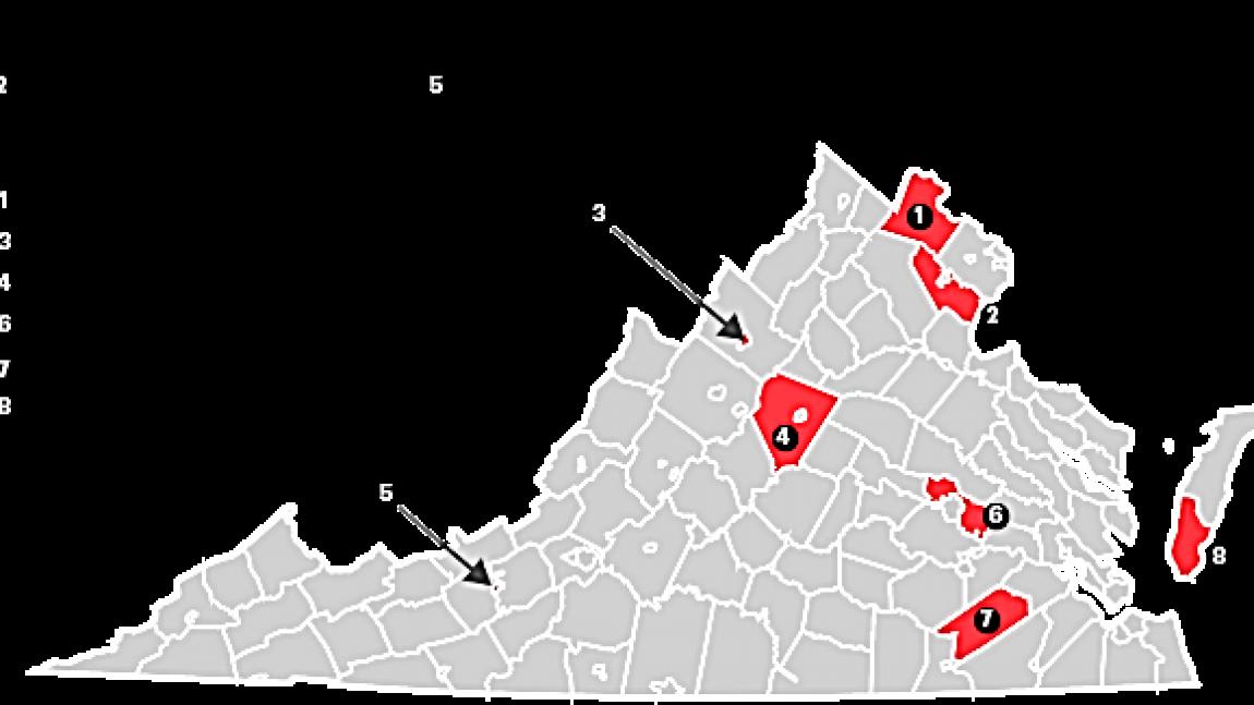 DemDaily:  Vote. Volunteer. Virginia.