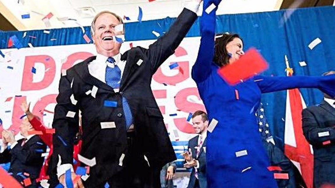 DemDaily:  Alabama Says No Moore