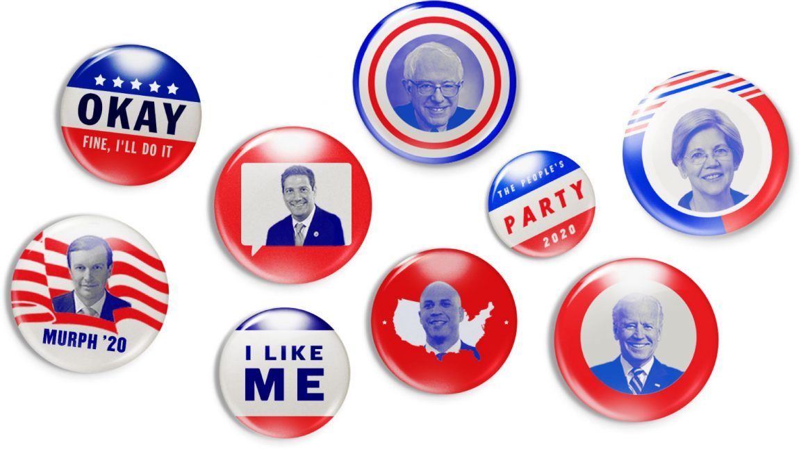 DemDaily: The Presidential Contenders: An Update