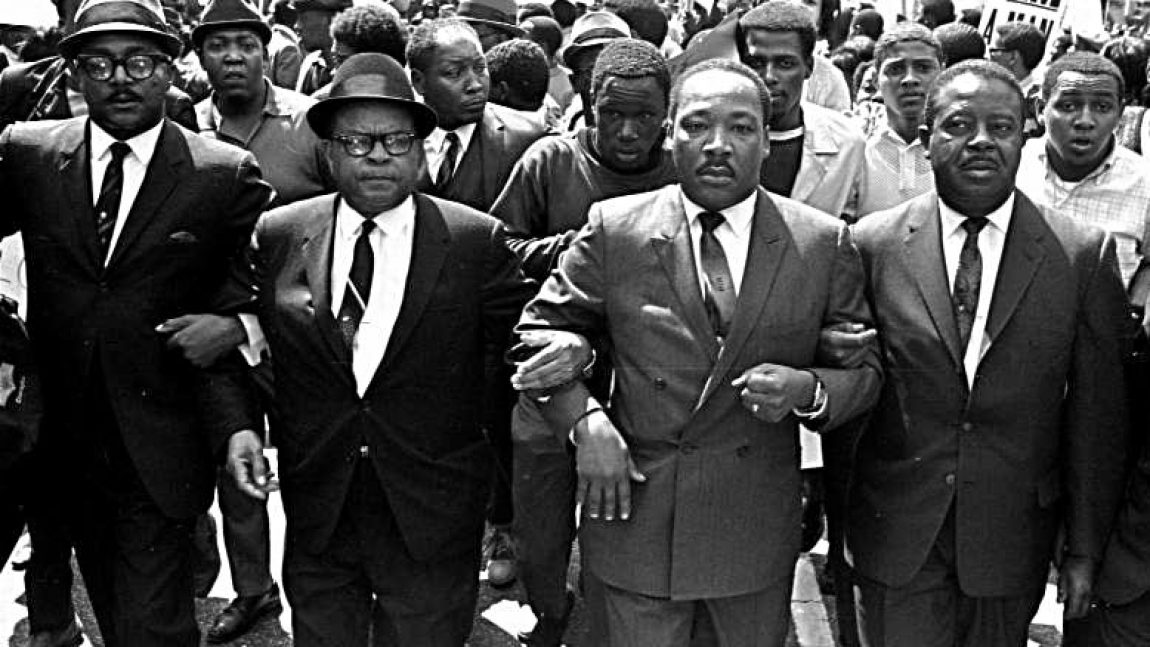 DemDaily: MLK, Obama and Lewis. The Dream Lives On