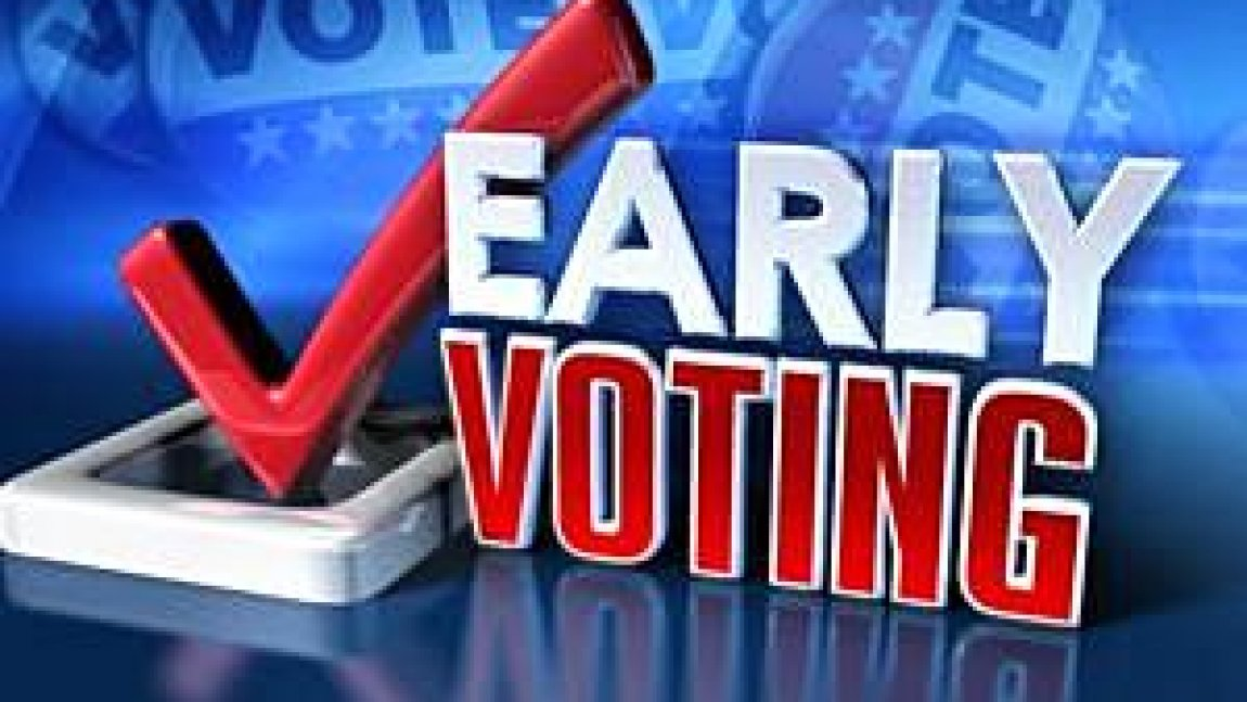 DemDaily: Early Vote By The Numbers!