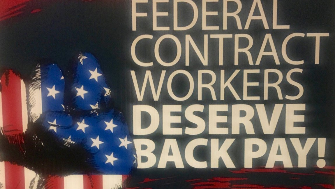 DemDaily: The Forgotten Face of Federal Contractors