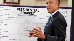 DemDaily: March Madness and Obama's Picks!