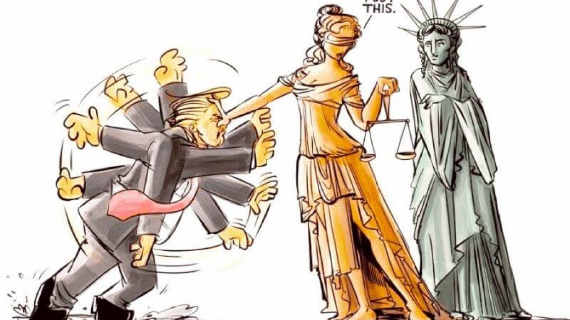 DemDaily: Trumped in Court