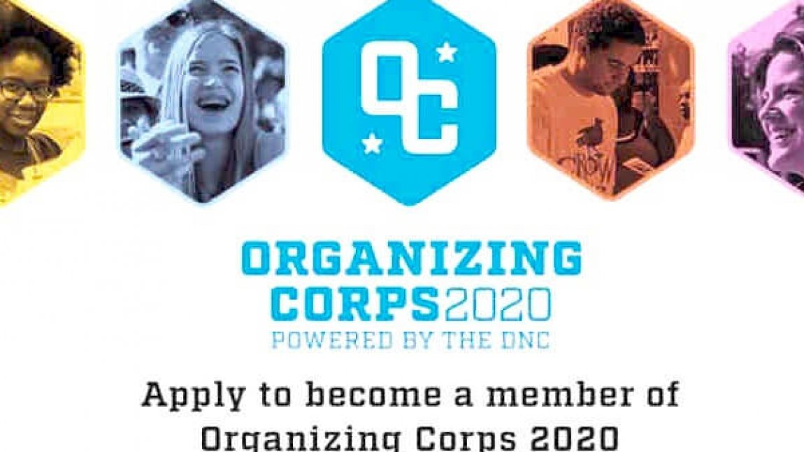 DemDaily: Organizing Corps 2020!