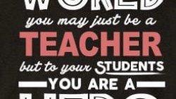 DemDaily: Thank a Teacher