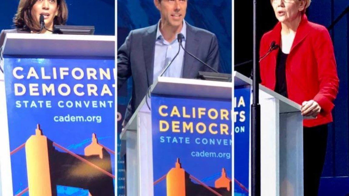DemDaily: Courting California