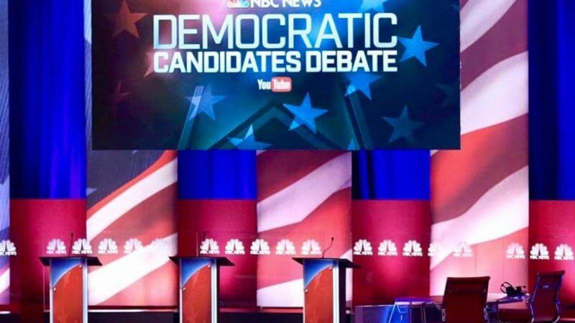 DemDaily: The Debate Battleground