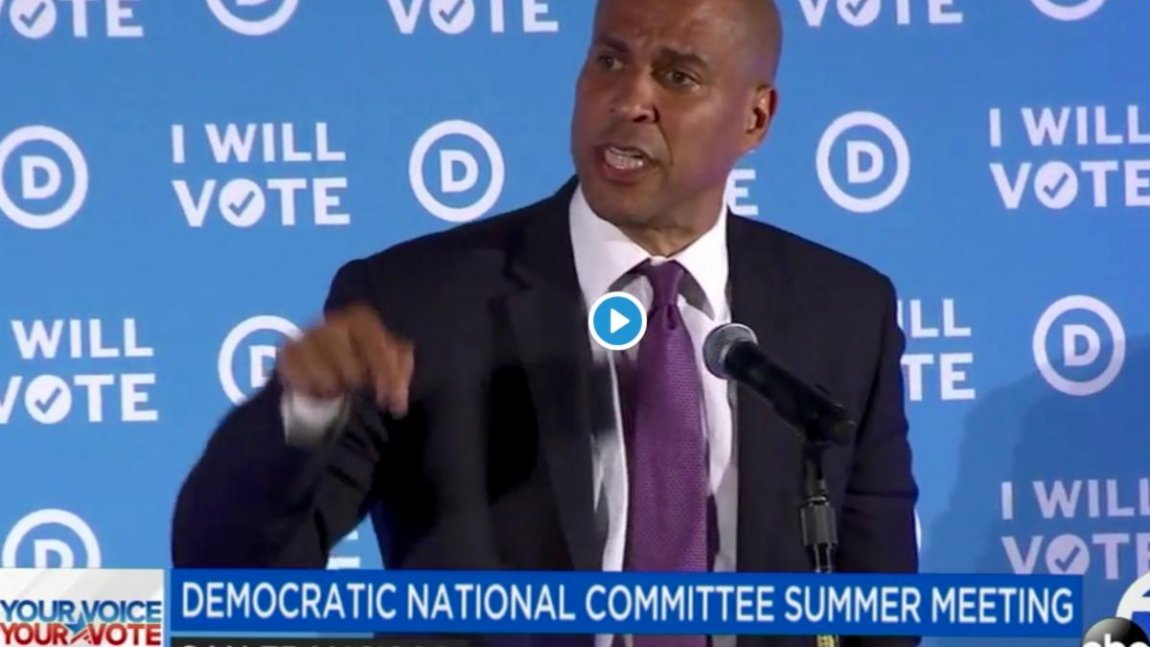 DemDaily: Candidates Court Crowd at DNC