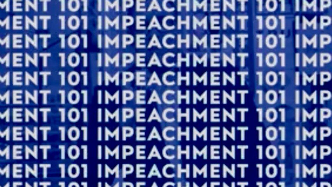 DemDaily: The Impeachment Primer