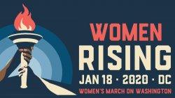 DemDaily: #WomenRiseUp