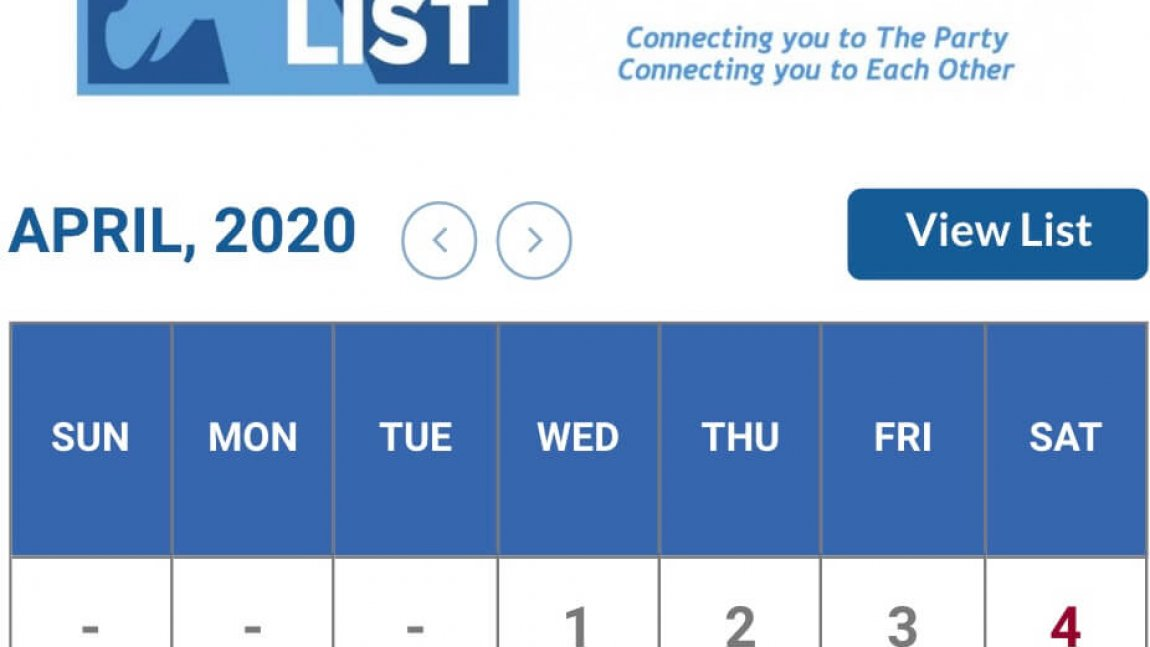 DemDaily: Presidential Primary Update and Calendar