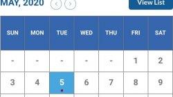 DemDaily: Presidential Primary Calendar. The Update!