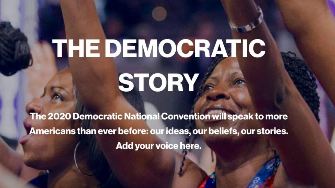 DemDaily: Rolling Out the Party Platform