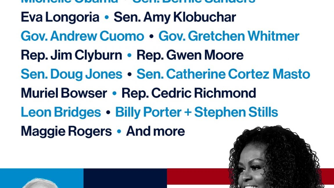 DemDaily: Convention Day One: Tonight's LineUp!
