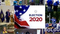 DemDaily: Battleground and Blue. Tuesday's Election Results!
