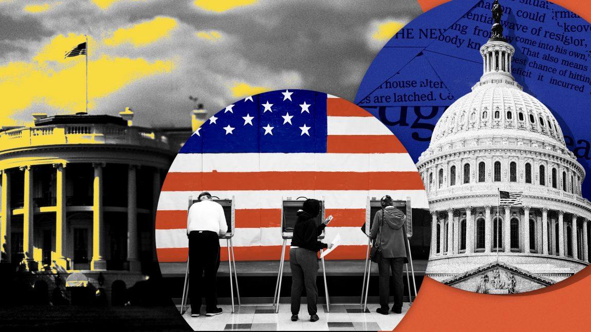 DemDaily: The Battlegrounds: Presidential & Senate Polling