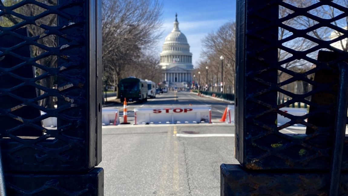 DemDaily: Securing the Capitol