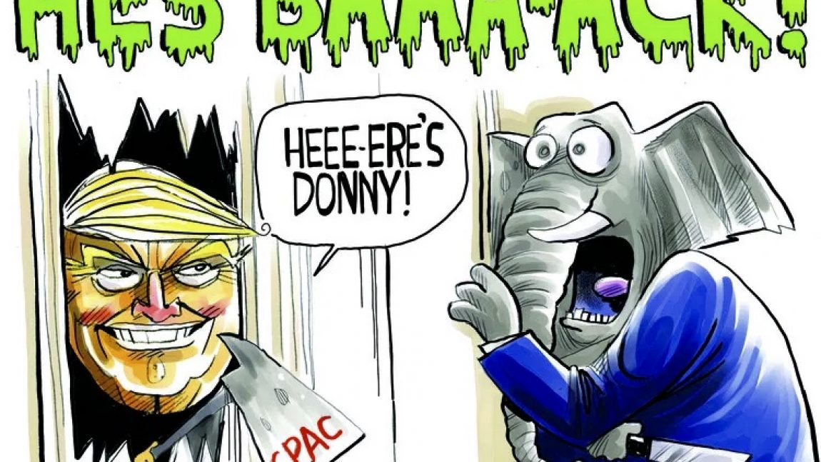 DemDaily: A Little Humor! Our Monthly Roundup