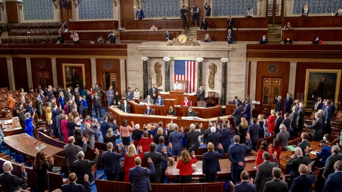 DemDaily: Departing The House. Retirements and Special Elections