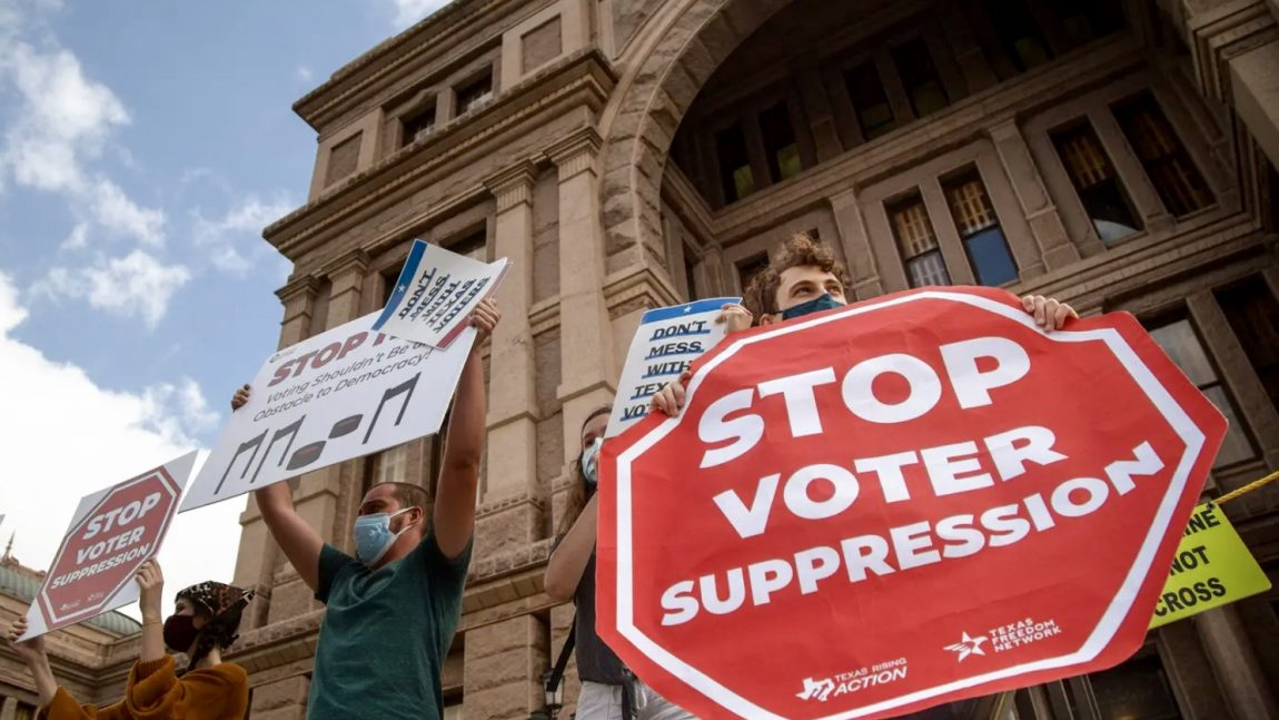 DemDaily: Restricting The Right to Vote