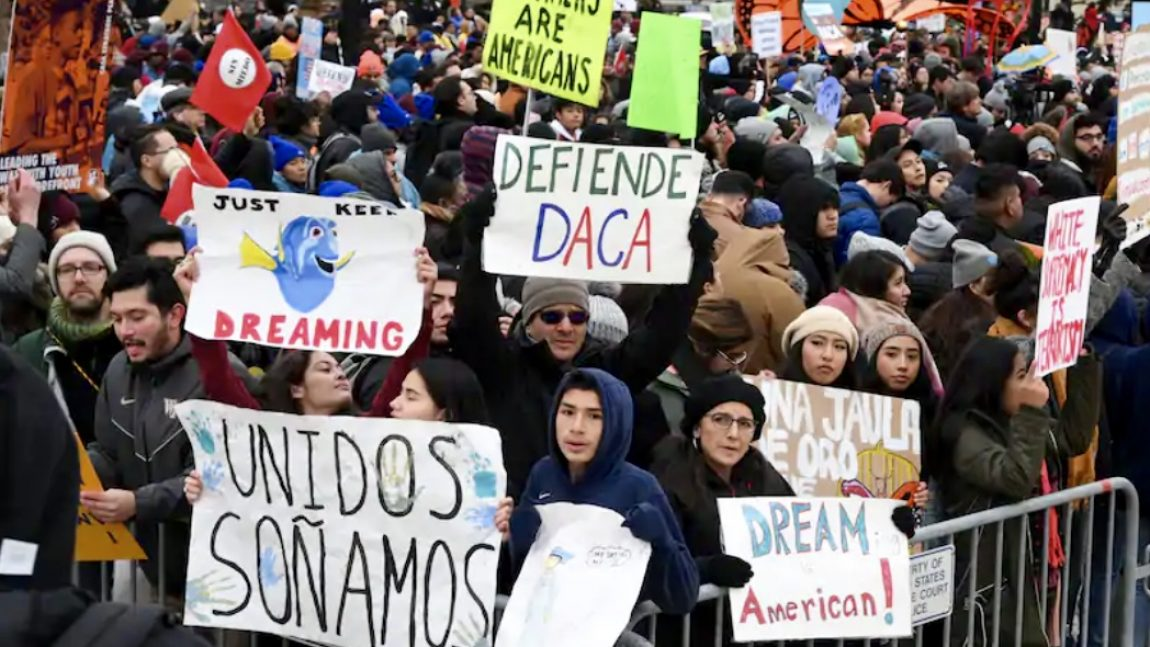 DemDaily: Dreamers Deferred. Texas Judge Rules DACA Illegal
