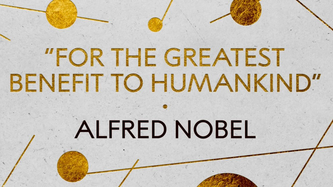 DemDaily: The 2021 Nobel Prize Winners